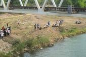 Tắm sông, một học sinh chết đuối