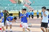 VFF đình chỉ thi đấu với 9 cầu thủ Ninh Bình bán độ