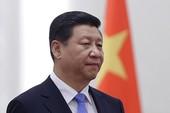 Quân đội Trung Quốc ủng hộ chiến dịch của ông Tập Cận Bình