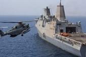 Trực thăng quân sự Mỹ rơi tại Vịnh Eden