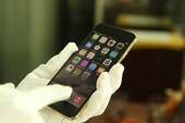 iPhone 6 mạ vàng đầu tiên ở Việt Nam