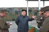 Lãnh đạo Triều Tiên Kim Jong Un lâm bệnh