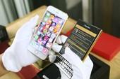 Độ vàng 24K cho BlackBerry Passport