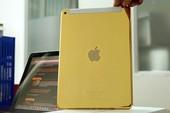 Ngắm iPad Air 2 mạ vàng đẹp long lanh