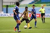 HLV Salleh trông chờ vào các cầu thủ tuổi 'băm'