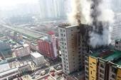 4 người chết, 100 bị thương trong vụ cháy chung cư