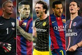 M.U cần 5 cầu thủ để vô địch Premier League: Họ là ai?