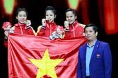 Cập nhật SEA Games (12-6): Điền kinh giành mưa... bạc, Việt Nam bị Thái Lan vượt mặt