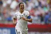 Đội trưởng tuyển nữ Mỹ sẽ đoạt Quả bóng vàng FIFA?