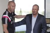 Real Madrid chính thức sa thải Benitez, đặt Zidane vào ghế nóng