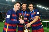 15 cầu thủ giá 'khủng' nhất thế giới: Bộ ba thần thánh MSN