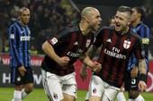 AC Milan 3-0 Inter Milan: Derby giàu cảm xúc