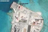 Trung Quốc xây radar ở bốn đảo