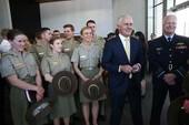 Úc tăng chi tiêu quốc phòng vì biển Đông