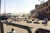 IS đánh bom tự sát, cảnh sát Afghanistan bỏ chạy