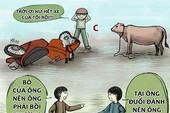 À Ra Thế kỳ 8: Tông phải bò, ai bồi thường?