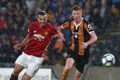 Vì sao Ibrahimovic vắng mặt trận MU gặp Hull City?