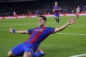 Barca vào chung kết cúp nhà vua trong trận cầu bạo lực
