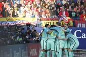 Messi lại sắm vai người hùng, Barca hạ gục Atletico