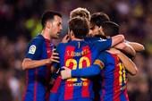 Thắng thế này Barcelona đừng mơ ngược dòng Juventus