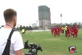 U-20 Việt Nam vinh dự được FIFA làm phim