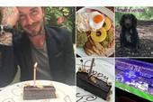 Bữa ăn kỳ lạ mừng sinh nhật của David Beckham