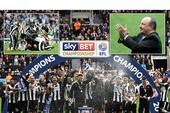 Newcastle vô địch Championship với kịch bản không tưởng