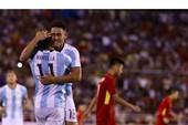 U-20 Việt Nam 1-4 U-20 Argentina: Đẳng cấp vượt trội!