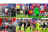 Bayern Munich mừng chức vô địch theo cách điên rồ