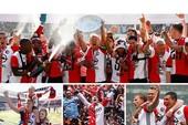 Vượt Ajax kịch tính,Feyenoord vô địch Hà Lan sau 18 năm