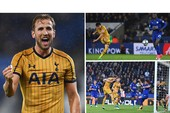 Leicester City - Tottenham (1-6): Trút giận kinh hoàng!