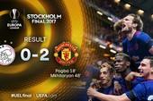 MU xấu xí lên ngôi vô địch Europa League