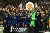 Đường lên đỉnh Europa League của MU