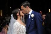 Sao MU làm lễ cưới tại Ý