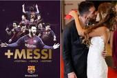 Ký hợp đồng mới, Messi nhận lương gần 15 tỉ đồng/tuần