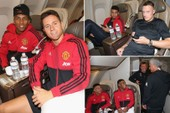MU đã đến Mỹ, Mourinho gạch tên Lukaku khỏi tour du đấu