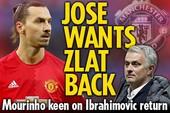 Mourinho xác nhận MU mua Morata, muốn Ibrahimovic ở lại