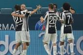 Juventus đánh bại PSG trong trận cầu mưa bàn thắng