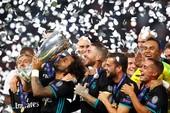 Lukaku ghi bàn, MU vẫn nhìn Real giành siêu cúp châu Âu