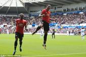 Swansea - MU (0-4): Cạn lời với Lukaku, Pogba, Martial