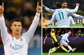Ronaldo, Kane xuất thần, Dortmund lâm nguy
