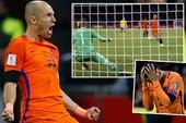 Robben, Sanchez lỡ hẹn với World Cup 2018