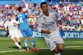 Ronaldo ghi bàn đầu tiên giải cứu Real Madrid
