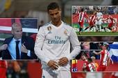 Real Madrid thua sốc và bạc nhược: Chuyện thường thôi!