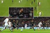 """Real Madrid gặp """"ác mộng"""" vì những bàn thắng việt vị"""