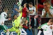Play-off World Cup: Thụy Sĩ, Croatia giành vé nhạt nhòa