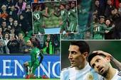 Tây Ban Nha, Nga tạo 'mưa bàn thắng', Argentina đại bại