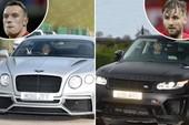 Sao MU đâm vào siêu xe 200.000 bảng Anh của đồng đội