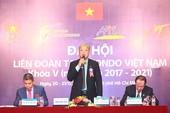 Ông Trương Ngọc Để tái đắc cử chủ tịch LĐ Taekwondo VN