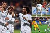 Real Madrid 'chơi tennis', Dortmund bị loại